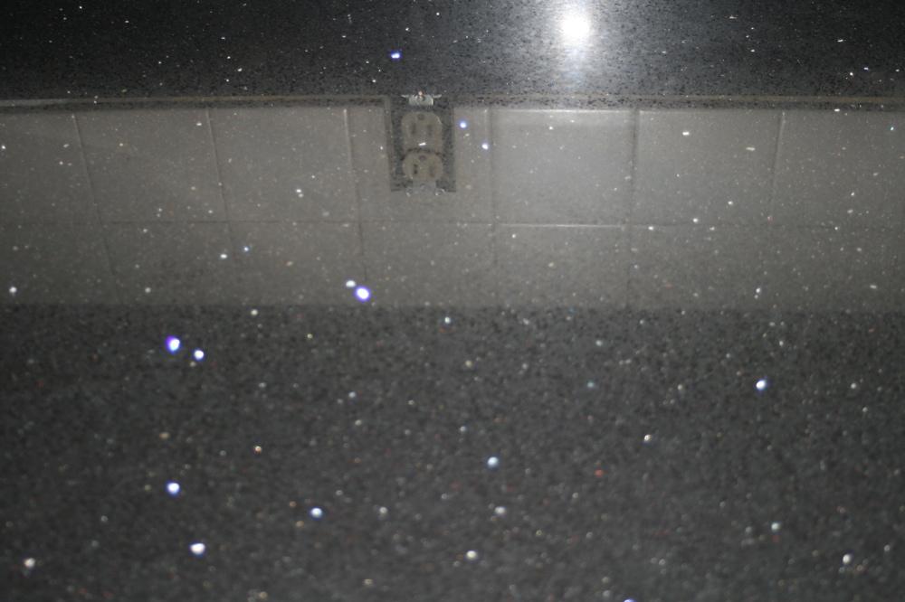 Stellar Night Quartz Countertop